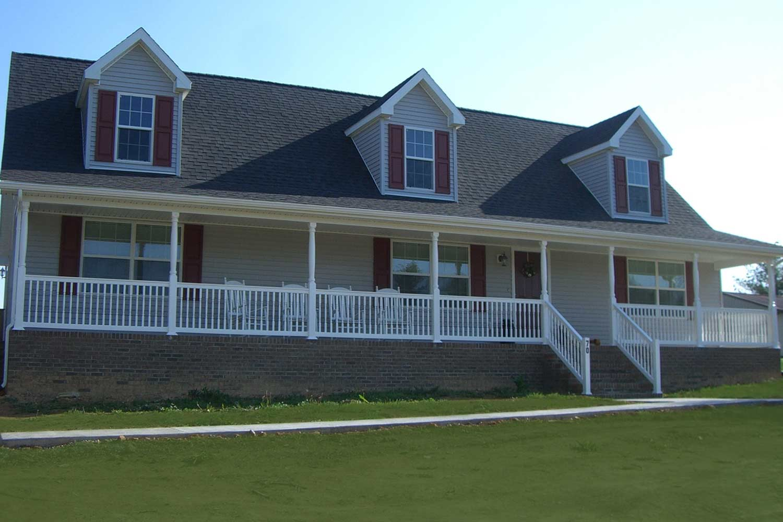 Valley custom homes for Wrap house covington